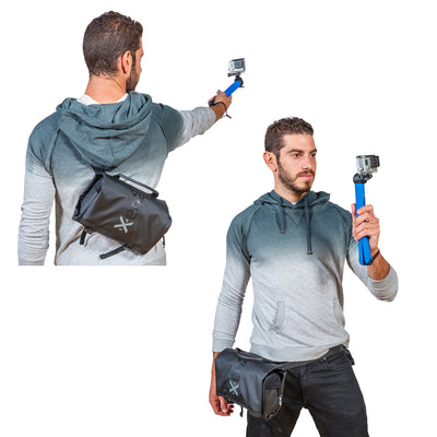 Adjustable carrying strap