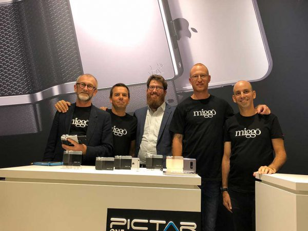 miggo team @ Photokina 2018