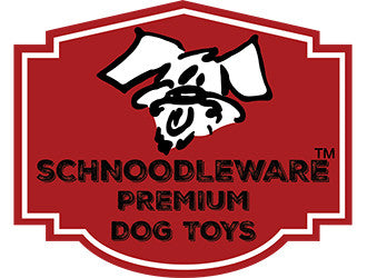 Schnoodleware Dog Toys