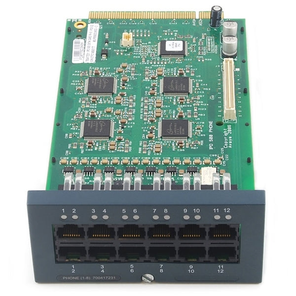 Avaya-IP500-phone-8-base-card-700417231-front