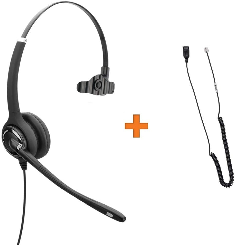 Axtel-ELITE-Mono-Headset-Package-For-Digium-Phones-kit