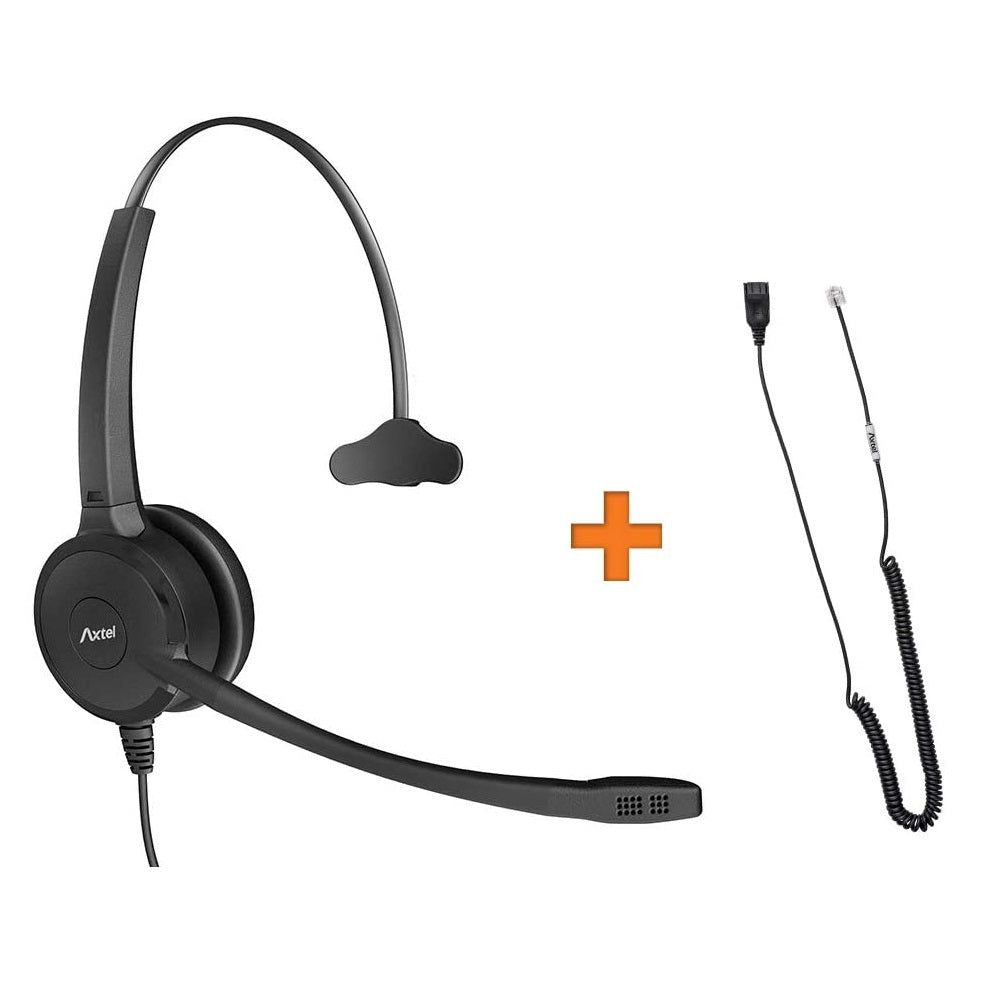 Axtel-PRIME-Mono-Headset-Package-For-Grandstream-IP-Phones-kit