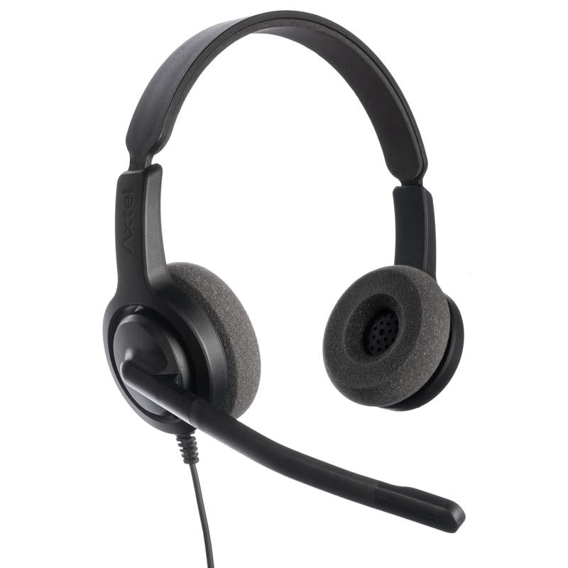 Axtel-VOICE-28-Duo-Headset-Package-For-Grandstream-IP-Video-Phones-headset