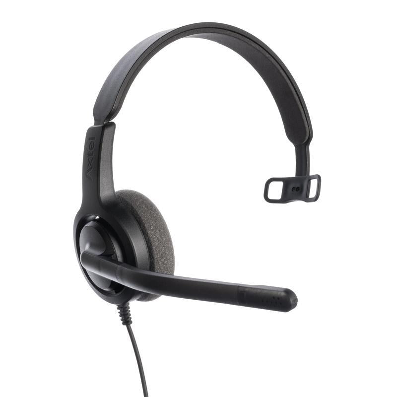 Axtel-VOICE-28-Mono-Headset-Package-For-Grandstream-IP-Phones-headset
