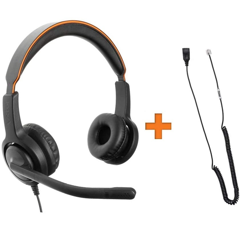 Axtel-VOICE-40-Duo-Headset-Package-For-Digium-Phones-kit