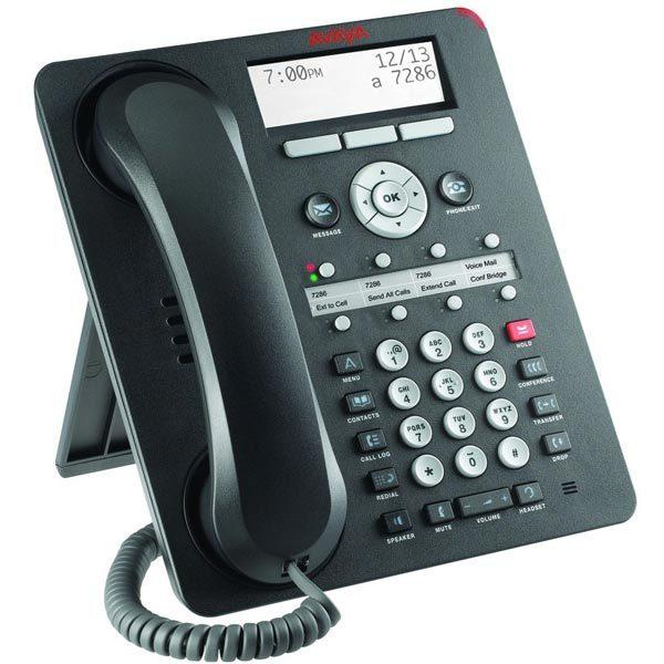 avaya-1608-i-text-english-ip-phone-700458532-stock-photo