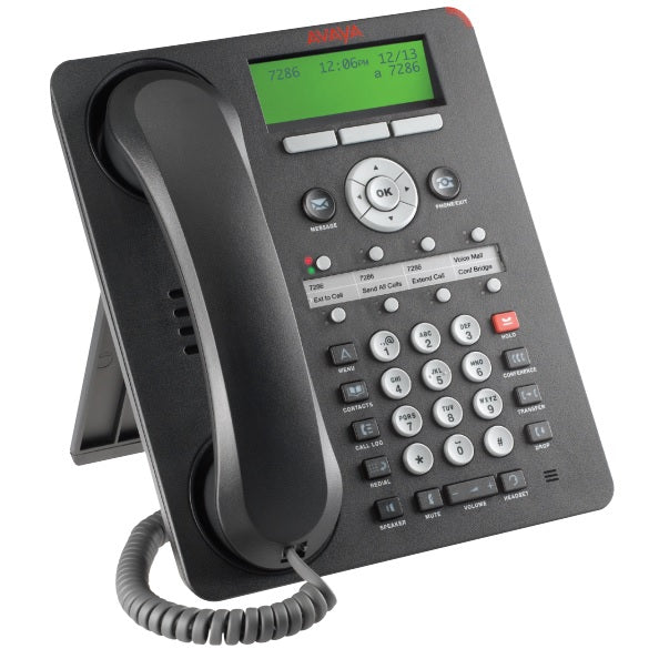Avaya 1608 IP Phone - Text Version (700415557)