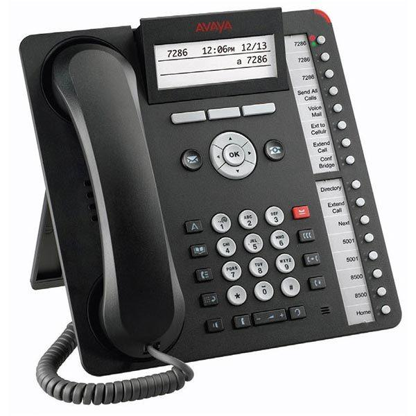 avaya-1616-i-global-icon-IP-phone-700504843-stock-photo