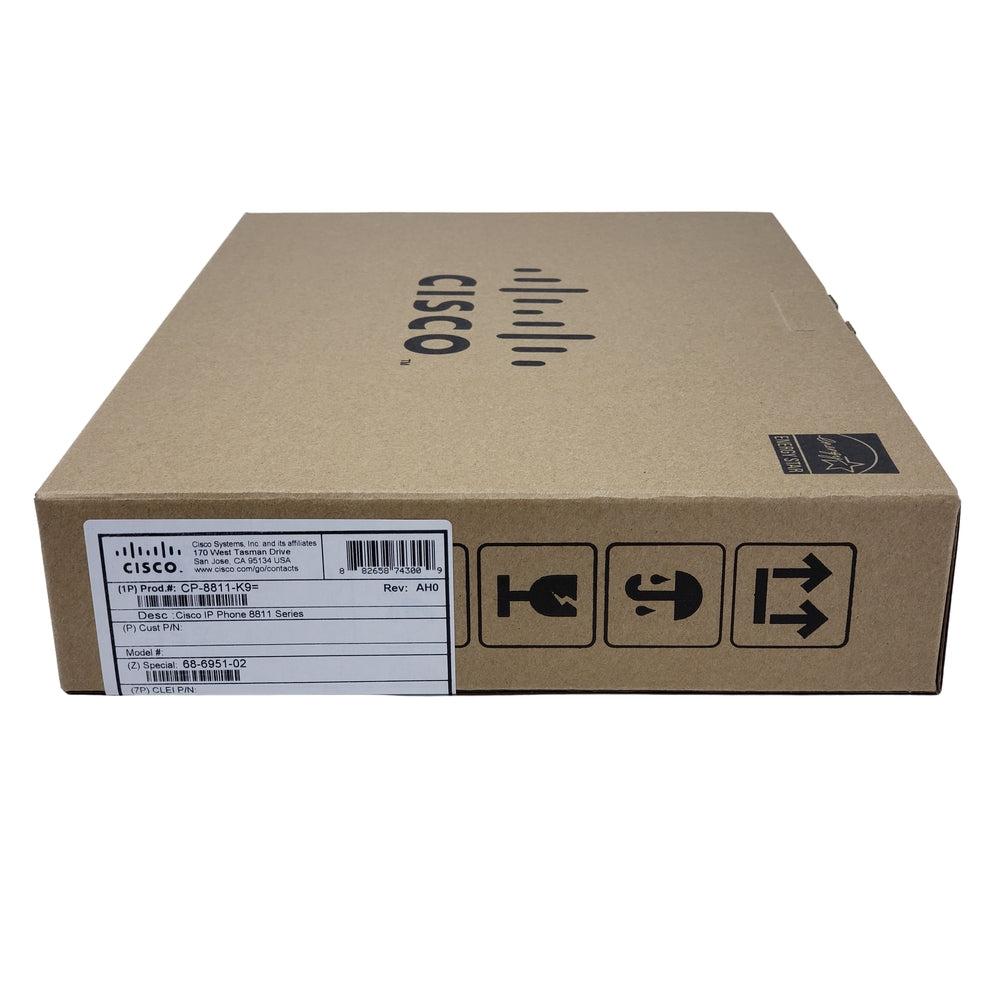 cisco-8811-gigabit-ip-phone-cp-8811-k9-package
