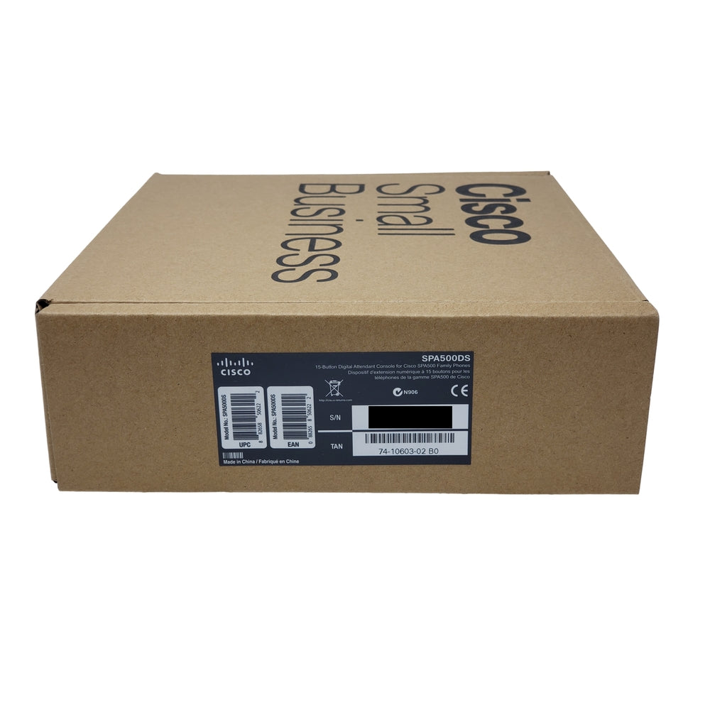 cisco-spa500ds-expansion-module-32-button-package