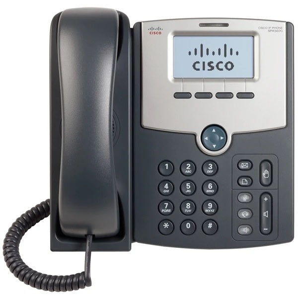 cisco-spa512g-1-line-ip-phone-front