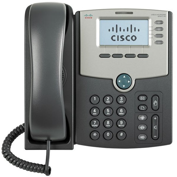 cisco-spa514g-4-line-gigabit-ip-phone-front