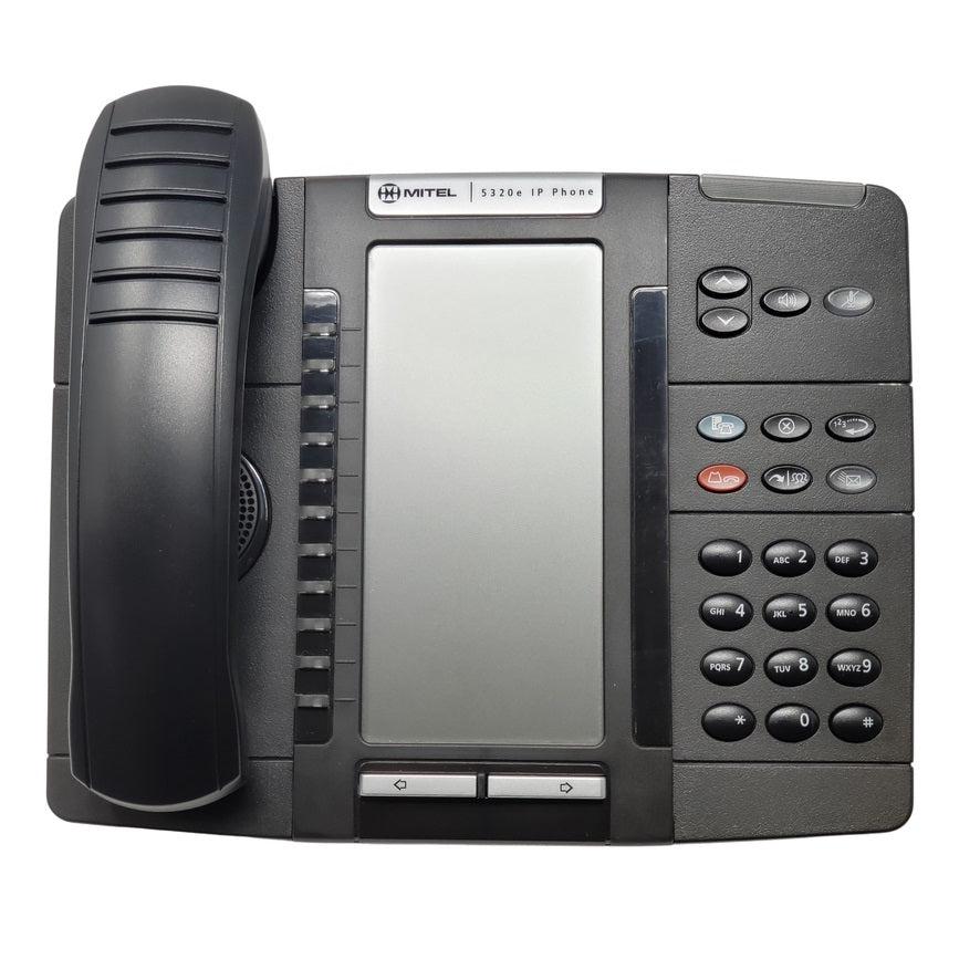 mitel-5320e-ip-phone-backlit-50006634-front