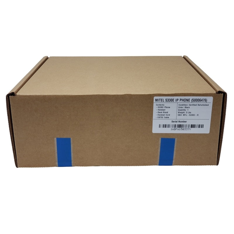 mitel-5330e-ip-phone-50006476-package