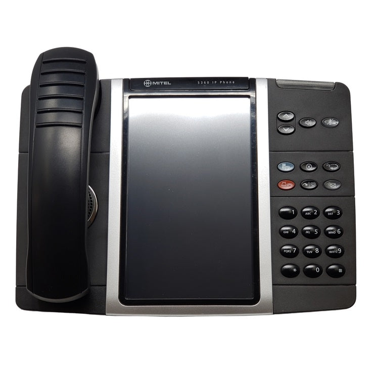 mitel-5360-touchscreen-ip-phone-50005991-front