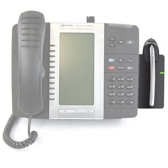 mitel-cordless-dect-headset-50005712-on-phone
