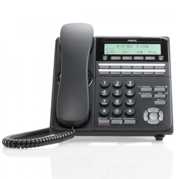 nec-itk-12d-1-dt920-series-ip-phone-front