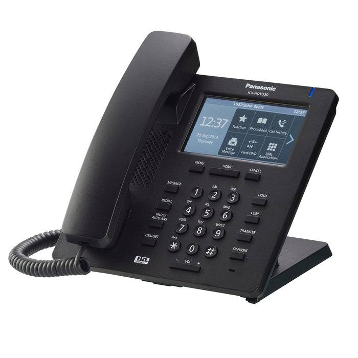 panasonic-kx-hdv330-sip-phone-black-side