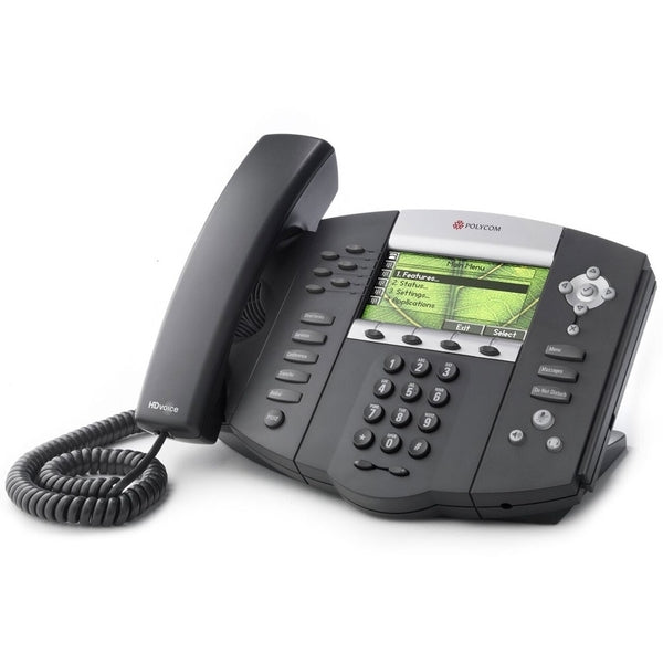 polycom-soundpoint-ip-670-voip-phone-side