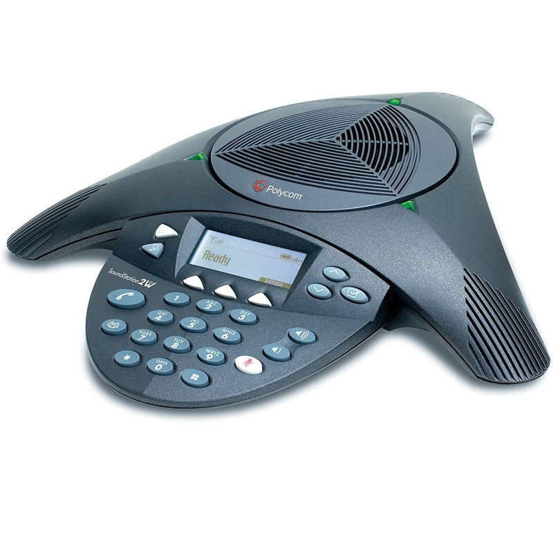 polycom-soundstation2w-dect-6.0-expandable-conference-phone-2200-07800-160-side