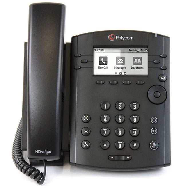 polycom-vvx-301-gigabit-ip-phone-2200-48300-025-front