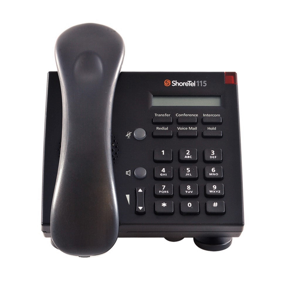 shoretel-115-ip-phone-10216-10217-front
