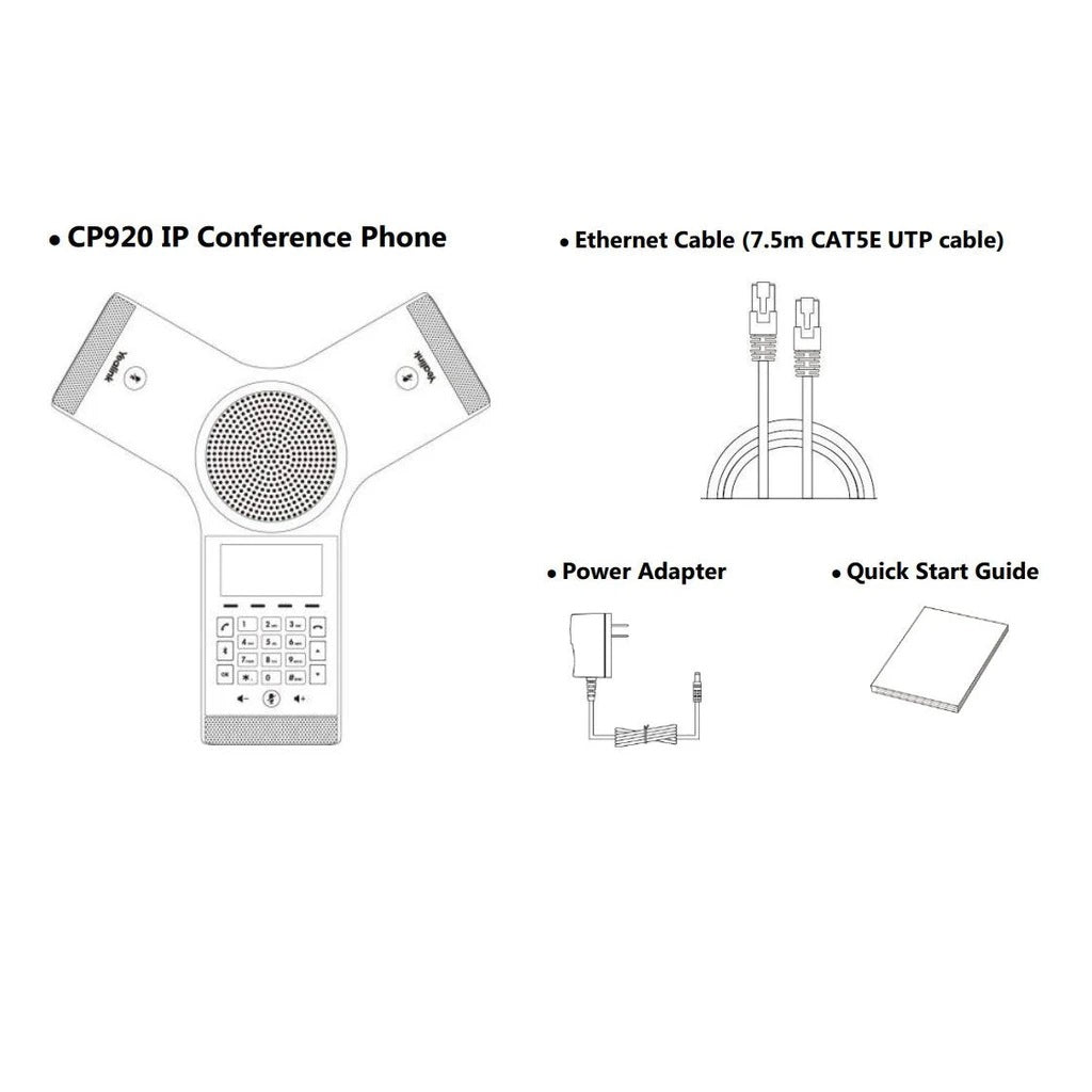 yealink-cp920-ip-conference-phone-contents
