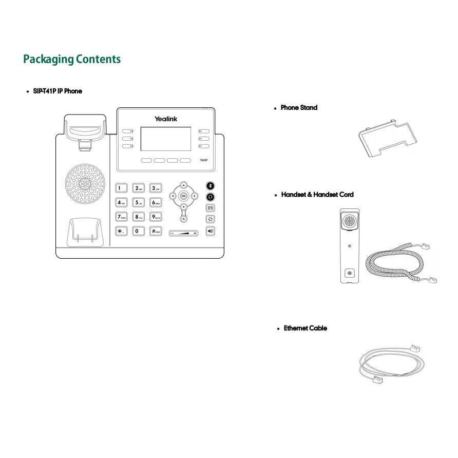 yealink-sip-t41p-ip-phone-package-contents