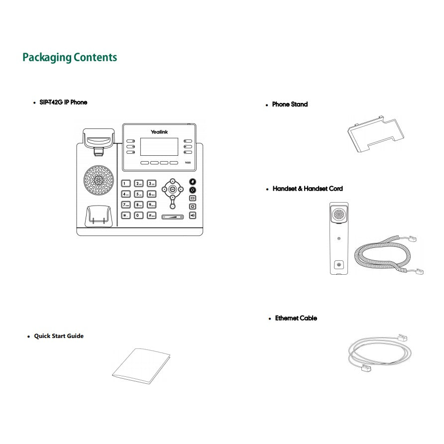 yealink-sip-t42g-gigabit-ip-phone-package-contents
