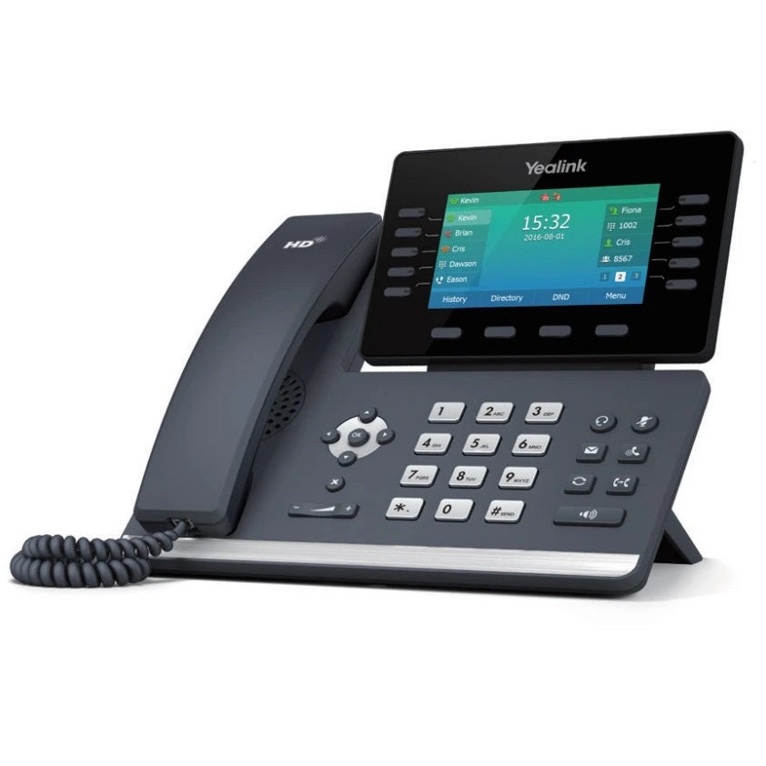 yealink-sip-t54s-ip-phone-side