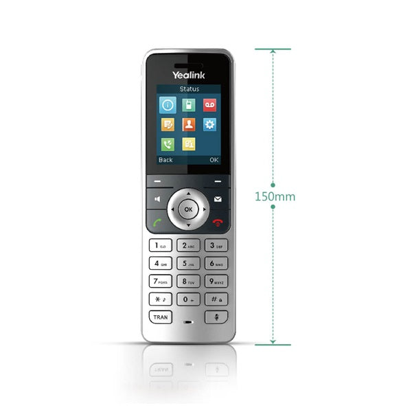 yealink-w53h-wireless-expansion-handset-overview