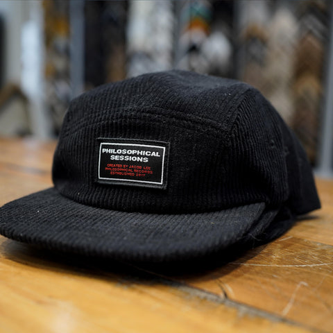 Philosophical Sessions Corduroy Cap