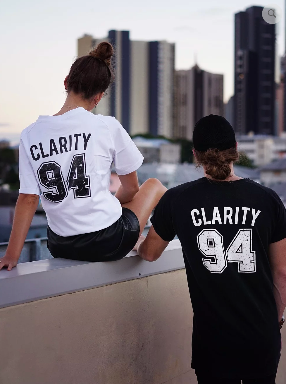 Clarity 94 Jersey (VERY LOW STOCK)