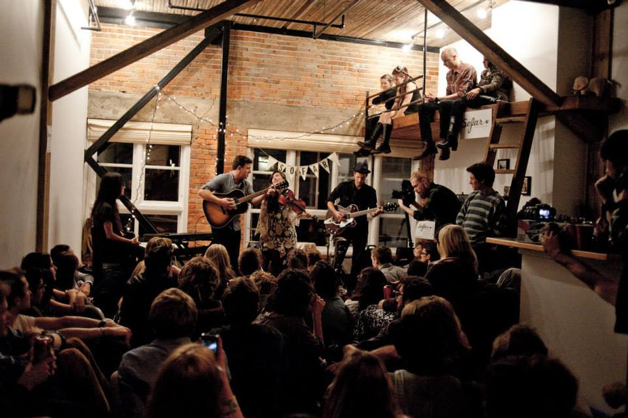 San Francisco, CA Sofar Sounds August 19 + 20