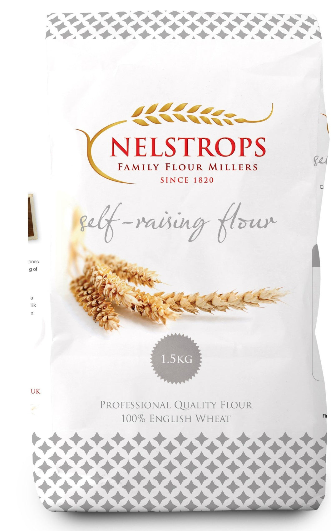 Self Raising flour - 8 x 1.5kg