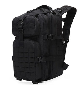 40L Military Tactical Assault Pack Backpack Army Molle Waterproof