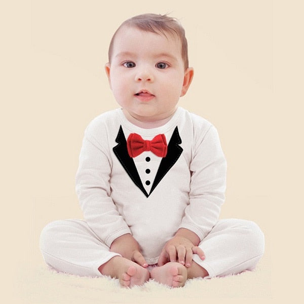 Toddler Boys Gentleman Suit