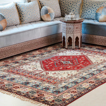 Load image into Gallery viewer, Vintage Fez Carpet - The Eye