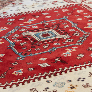 Vintage Fez Carpet - The Eye