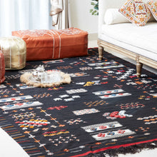 Load image into Gallery viewer, Berber Kilim - Superior Quality Akhnif