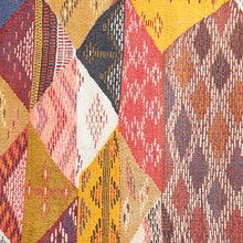 Load image into Gallery viewer, Berber Kilim - Sahara Dunes Multicolour