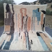 Load image into Gallery viewer, Beni Ourain Rug - Pastel