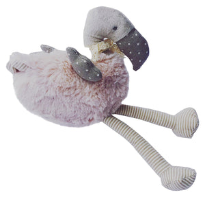 Plush Flamingo Toy