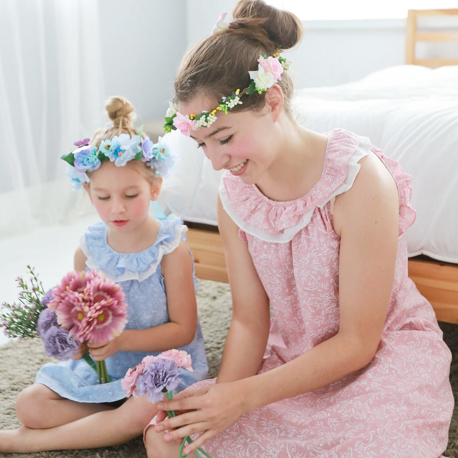 Mother & Daughter Matching Dress: Fairytale