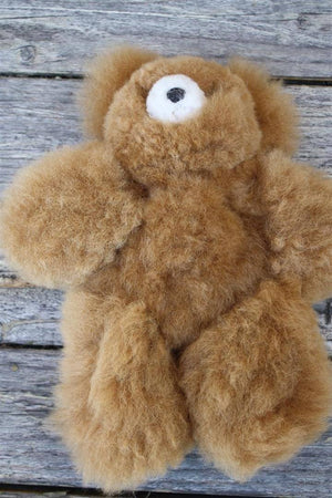 "12"" Alpaca Teddy Bears"