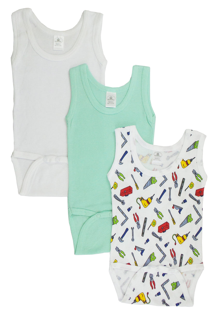 Boy's Tank Top Set