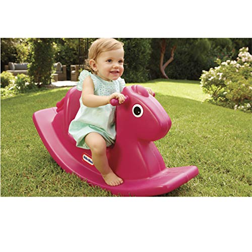 Little Tikes Rocking Horse Magenta