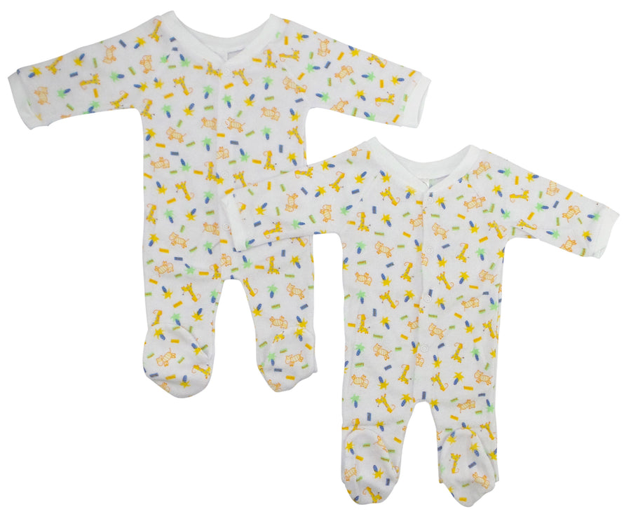 Terry Sleep & Play (Pack of 2)