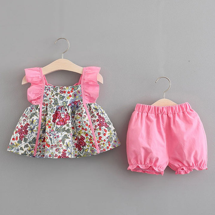 Baby Girl Floral