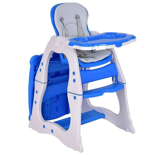 3 in 1 Convertible Baby High Chair